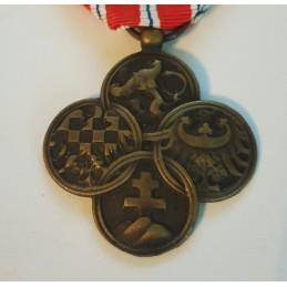 Československý válečný kříž...
