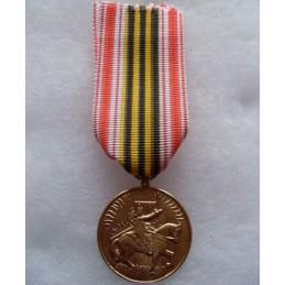 Medaile 2.Střelecký Pluk...
