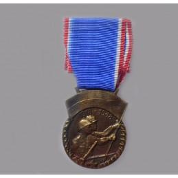Medaile 32. pěšího pluku...