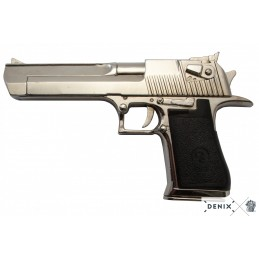 Pistole Desert Eagle, nikl
